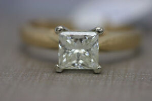 **APPRAISED** 14KT Yellow Gold Solitaire Engagement Ring (#2107)