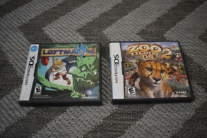 Two DS games for sale- $10 EACH