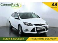 2013 Ford Focus 1.0 ZETEC 5d 99 BHP Hatchback Petrol Manual