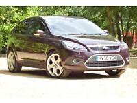 2008 Ford Focus 2.0 TITANIUM 3 Door Hatchback ?3695