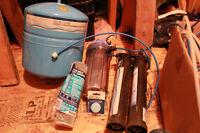 traitement d'eau-osmose inverse