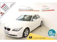 2009 59 BMW 5 SERIES 3.0 530D AC 4D 232 BHP DIESEL