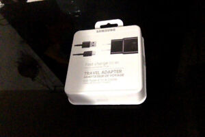 Samsung Charger Brand New In Box (Type C)