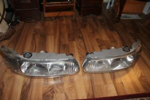 1997-2005 Buick Century/Regal Head Lights