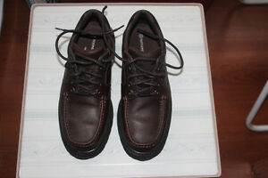 Rockport ALL-WEATHER Leather Shoes 8