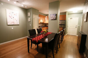 Fully furnished Executive condo apartment in downtown Edmonton