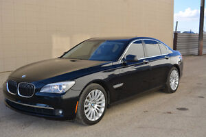 2012 BMW 750xi Executive Sedan - CPO, Balance of Warranty No GST