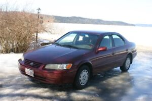 For Sale:  1999 Toyota Camry LE
