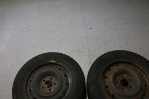 winter tiers 225/60R16 for sale see pictures