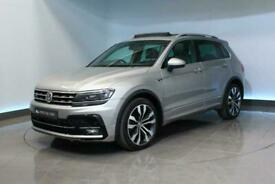 image for 2018 Volkswagen Tiguan 2.0 TDI R-Line DSG 4Motion (s/s) 5dr SUV Diesel Automatic