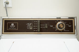 Maytag Washer and Dryer - White London Ontario image 2