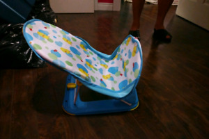 summer infant deluxe splish splash baby bather .