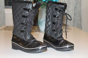 Cute girls youth size 3 boots