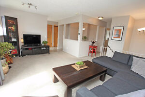 3 Bedroom Bi-Level in Trendy West Hillhurst