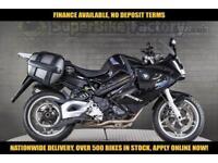 2012 62 BMW F800ST 798CC 0% DEPOSIT FINANCE AVAILABLE