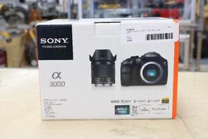 **CREATIVE** Sony DSLR Camera, A3000