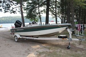 Fishing Boat Package in Great Condition