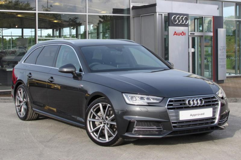 2016 audi a6 avant 2 0tdi 190 s tronic s line automatic estate in lincoln lincolnshire gumtree. Black Bedroom Furniture Sets. Home Design Ideas