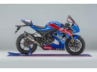 2018 SUZUKI GSXR1000 R BSB BUILDBASE REPLICA ONE OF ONLY 50 BEING MADE
