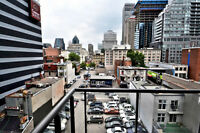 Magnificent, Modern, Luxury CONDO FOR RENT DOWNTOWN MONTREAL