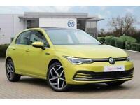 2021 Volkswagen Golf MK8 Hatchback 5-Dr 2.0TDI (150ps) Style DSG + 18 DALLAS + S