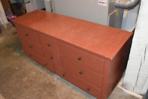 Big drawer dresser - REDUCE