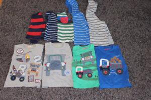 Lot de vêtements pour garçon 3/4T - Lot of boy's clothes 3/4T