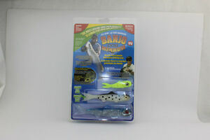 Banjo 006 Minnow 110 Pcs Fishing Lures with DVD As Seen On TV Kitchener / Waterloo Kitchener Area image 6