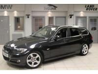 2011 11 BMW 3 SERIES 2.0 318D EXCLUSIVE EDITION TOURING 5D 141 BHP DIESEL