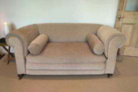 Chesterfield Drop Arm Sofa