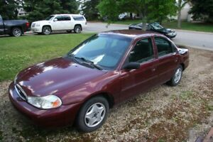 1998 Ford Contour GL