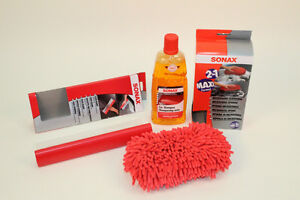 Sonax Wash and Dry Kit
