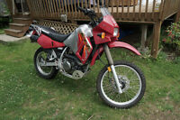 2006 KLR650, excellent mechanically, priced to sell
