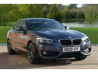 2020 BMW 2 Series 220d Sport Coupe Coupe Diesel Manual
