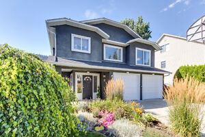 North Glenmore Home w/Suite!!