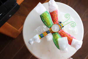 Dragonfly Tealight Holder