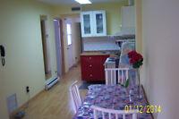 3 1/2 renovated (2 bedrooms) , steps from ***Cote-Vertu metro^^^
