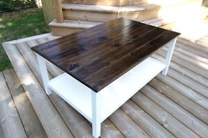 Farmhouse/country style coffee tables and more
