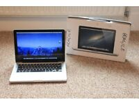 "13"" MacBook Pro 3.6GHz Core i7, 16GB, 512GB SSD Hybrid, Adobe CS6, Logic Pro, Final Cut, Office"