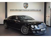 2009 09 BENTLEY CONTINENTAL 6.0 GT SPEED 2DR AUTO 601 BHP
