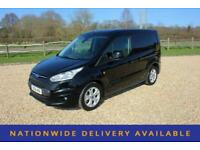 2018 18 FORD TRANSIT CONNECT 1.5 200 LIMITED P/V 118 BHP DIESEL