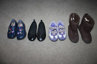 Shoes/boots toddler girls size 7