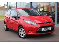 2012 FORD FIESTA 1.25 Studio FANTASTIC FIRST CAR