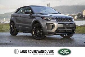2018 Land Rover Range Rover Evoque HSE Dynamic Convertible *Rare