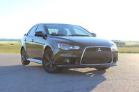 2013 Mitsubishi Lancer GT Loaded! Excellent Condition!