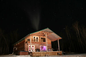 Cabin for rent near greenwater prov park