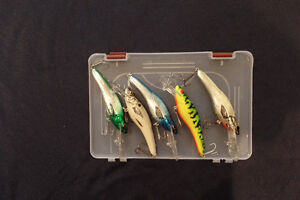 Fishing Tackle for Trolling Salmon, Trout Etc.
