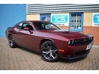 Dodge Challenger SXT Plus 8-Speed Auto Coupe 305BHP UK REGISTERED
