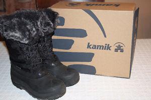 Bottes d'hiver KAMIK pour filles 6 / girls winter boots size 6
