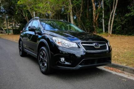 2012 Subaru XV Wagon